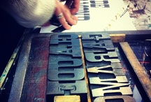 Typography & Letterpress