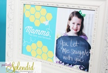 Mother's Day / Gifts, DIY projects and delicious meal ideas for Mother's Day