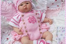 Baby patterns for girls