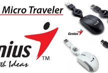 Mouse Genius Micro Traveler