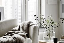 SNUGGLE + SLEEP / Simple, slow living - nest at home with cosy corners, warm blankets, burning fires, steaming cups of tea and piles of magazines / by Cate