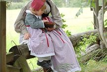 1700's Children's Clothing / by Tami Crandall