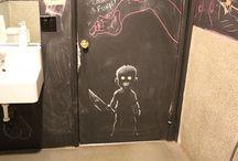 Graffiti - Creepy / Creapy graffiti