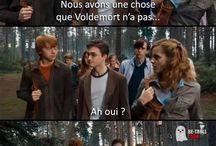 Harry poter marrant