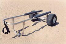 dinghy cart