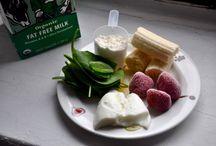 healthy food / by Rivki Silver