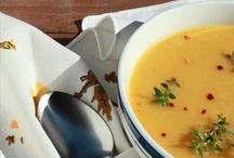 Soup Spoon / A collection of soups I want to try