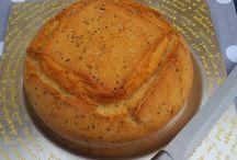 pan de Ajo y Oregano