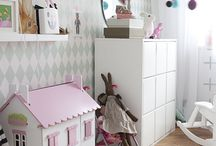 Ideas for Anastasia's room