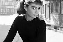Style of Audrey Hepburn / Estilo