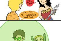 Marvel/DC laughs
