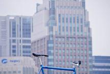 Bikes / La pura passione per le bici vintage e fixed