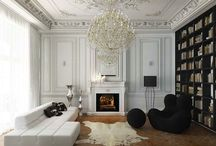 Interesting interiors / by Julie Erickson