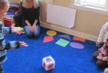 preschool circle time games