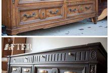 Relooking de meubles
