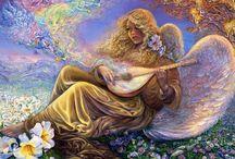Angels and Magic