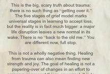living with trauma