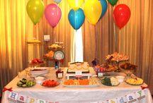 Jaxton's 3rd Birthday bash / by Megan Anderson