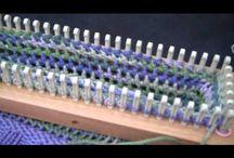 pletení na stavu