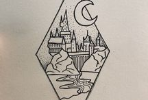 Harry Potter Drawing ideas