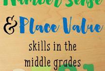Place Value & Number Sense