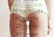 workout / by Torri Flickinger