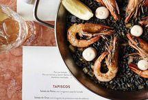 Restaurantes / Nesta secção, sugerimos restaurantes em Portugal e no mundo, que tenham sido destacados na revista Food and Travel Portugal.