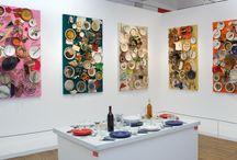 Arts visuels et aliments