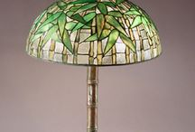 """Antique & Vintage Tiffany Glassware / Refined,  enchanting, well known colored 'favril"""" Tiffany stained glasses art deco invented and  produced by louis Comfort Tiffany from 1878 to 1933 in new york (usa) ............... Time to buy an antique is when u see it !"""