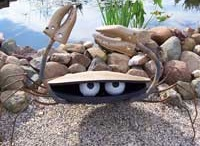Outdoor Decor Animals & Insects / by Valarie Fisher
