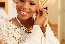 Afrocentric Wedding