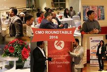 CMO Roundtable 2016 / CMO Roundtable 2016 held in Delhi and Mumbai.