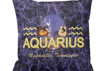 Re-Pin if You're an Aquarius / Aquarius is the eleventh sign of the zodiac, symbolized by the Water Bearer. People born under the sign of Aquarius are humanitarian, philanthropic and keenly interested in making the world a better place.