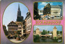 Postcards / Strasbourg