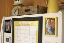 organize / home organizing ideas