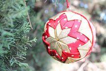 Christmas Crafts / Ideas geniales para crear tus adornos en Navidad / by Capiclip Merceria
