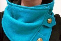 Воротник-шарф