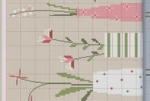 cross stitch agende