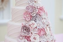WEDDING CAKES / Differnet ideas for the bride and groom