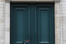 Door colour