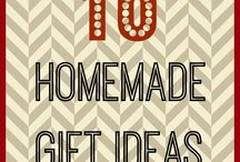 homemade gifts / by Carol Townsend