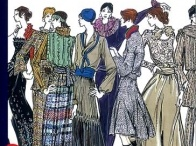 Fashion Illustration / by Coded Blue