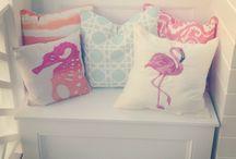 Pillow talk / Trendy pillows