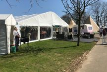 Wedding Marquees - Event Venues - Party Tents / A selection of available PVC covered structures, great for parties, events, weddings or festivals