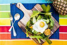 Green Rice Recipes / Forbidden Foods Green Rice Recipes. Get your green rice from www.ForbiddenFoods.com.au/products/forbidden-green-rice