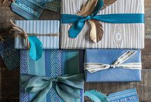 DIY: Gift Wrap/Packaging
