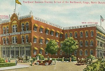North Dakota Colleges / You can also visit http://collegehistorygarden.blogspot.com/ for more information.