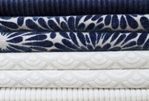Fabrics / Fabrics that speak to me and my aesthetics.