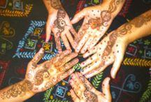 My own Henna design