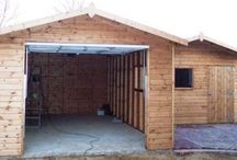 Customer Timber Garages / Timber Garages built and installed for our customers. Our full range of Timber Garages products can be found at :- https://www.cranegardenbuildings.co.uk/timber-garages